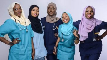 Female Northern Nigerian Doctors