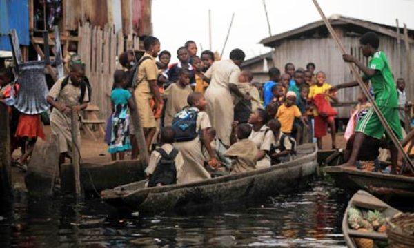 lagos Slum Community