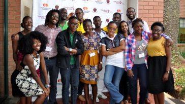 Nigeria Young Entrepreneurs Victoria Olimatunde and Ajiroghene Omanudhowo