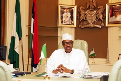 president buhari address