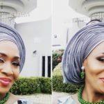 Kemi Olunloyo,Celebrates Her Birthday