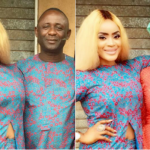 Uche Ogbodo Shows Off Her Parents