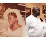 throwback photo of ex-Edo governor, Lucky Igbinedion and wife, Eki,