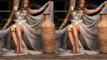 Tboss's Cleopatra Look