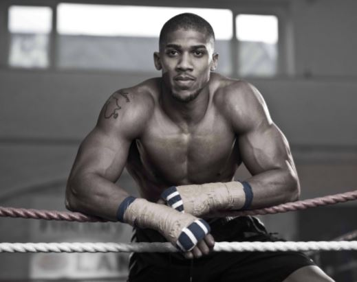 Anthony Joshua Names Two Boxers Who Can Strip Him Off World Heavyweight Champion