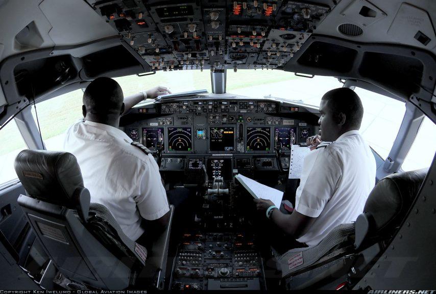 Top pilots in nigeria