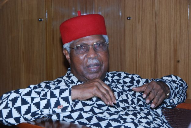 Ekwueme`s Death, Big Loss To The Nation – Nigerians in Dispora