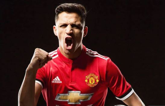 What Manchester United Number 7 Jersey Means To Me – Alexis Sanchez