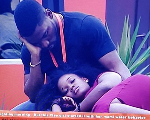 #BBNaija's Cee-C' Father Takes To Instagram To Campaign