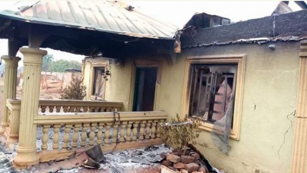 """Why Soldiers Burnt Houses In Benue State"" – Army Spokesperson"
