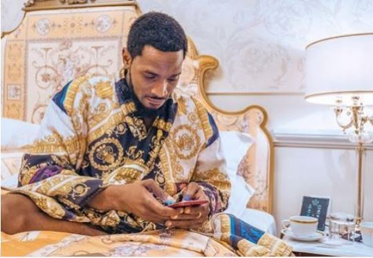 PHOTOS: This Is How Nigerian Singer, D'banj Is Living Like A King In Dubai