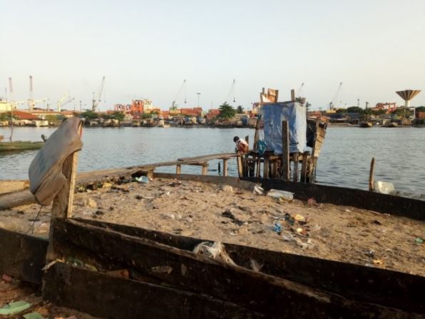 A Look At The Lagos Slum Where Land Is Allocated At N2k And Residents Live In Dirt