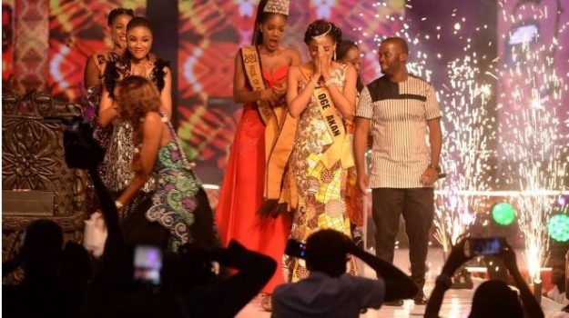 19-Year-Old Udeh Precious Wins 2018 Sisi Oge Cultural Pageant (Photos)