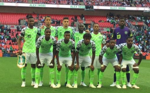 d85bef4e4 British GQ Ranks Super Eagles  Jersey Best World Cup 2018 Kit – How ...