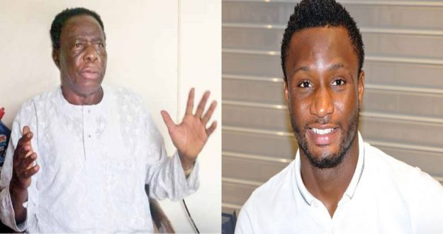 Mikel Obi Has Not Seen Nor Spoken to Me in 5 Years – Father