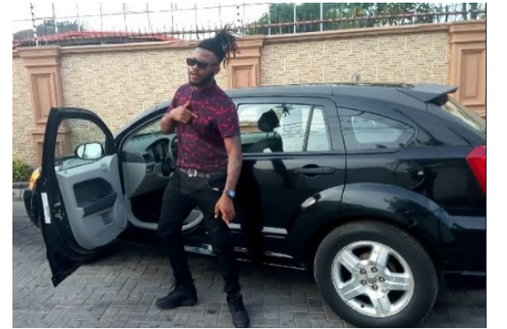 Singer, Dollarboi Recounts His Heart-wrenching SARS Brutality Experience in Lagos (Photos)