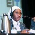Finance Minister, Zainab Ahmed