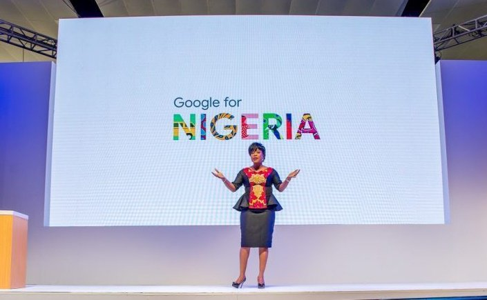 Google Nigeria country director Juliet Ehimaun Chiazor