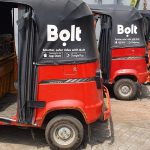 Bolt introduces tricycle