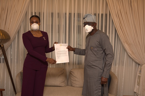 Mike Adenuga Foundation Coronavirus Donation