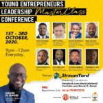 Young Entrepreneurs Leadership Masterclass Conference